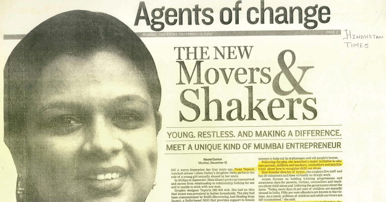 The New Movers & Shakers