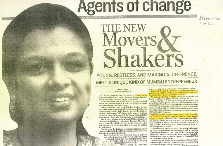 The New Movers & Shakers – Hindustan Times