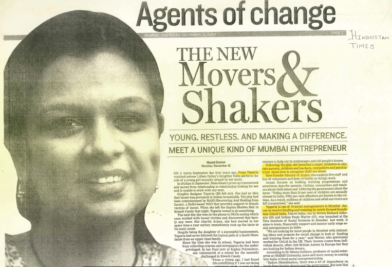 The New Movers & Shakers img