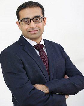 Arjun Raychaudhuri