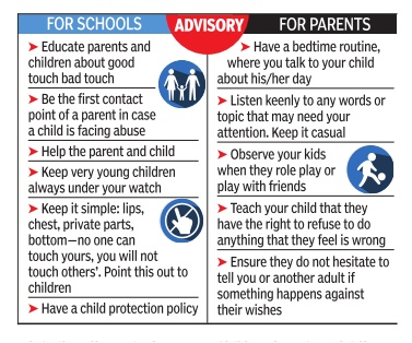 24-hour surveillance must to prevent abuse of schoolgirls – Times of India