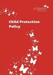 Child Protection Policy Cover Page