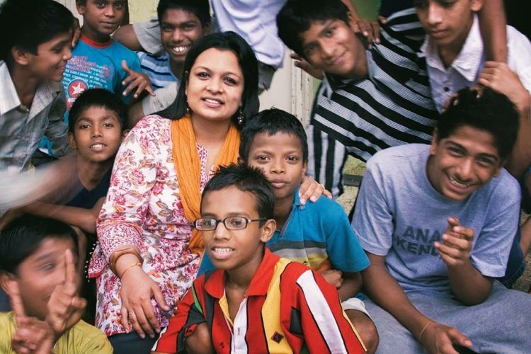 Her Courage To Dream Of Change Has Helped 130,000 Children – The Logical Indian