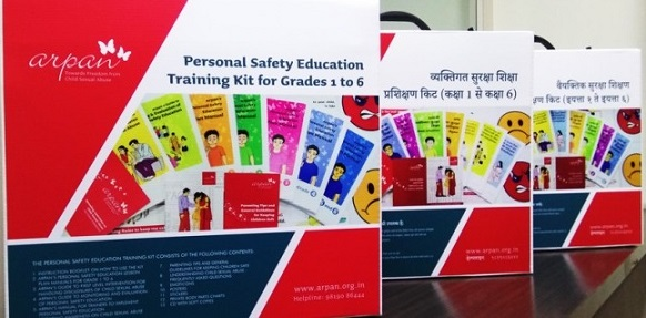 Personal Safety Education kit