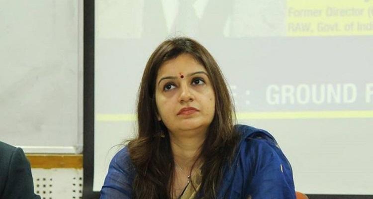 Priyanka Chaturvedi Facebook