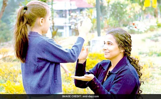 Vidya Balan On Kahaani 2 And Theme Of Sexual Abuse – NDTV