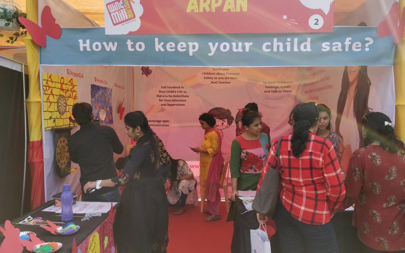 ARPAN prompts conversation on child safety