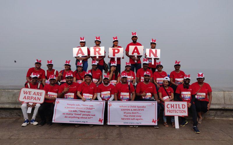 Social messages, personal bonds at Mumbai Marathon