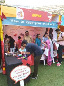 Windmill festival, Bandra Kurla Complex, BKC, Child Safety,
