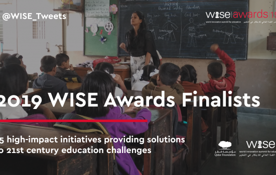 Wise Awards 2019