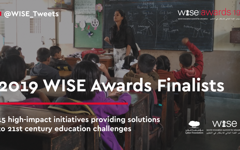 Three Indian Projects Shortlisted For The 2019 Wise Awards – IndiaEducationDiary