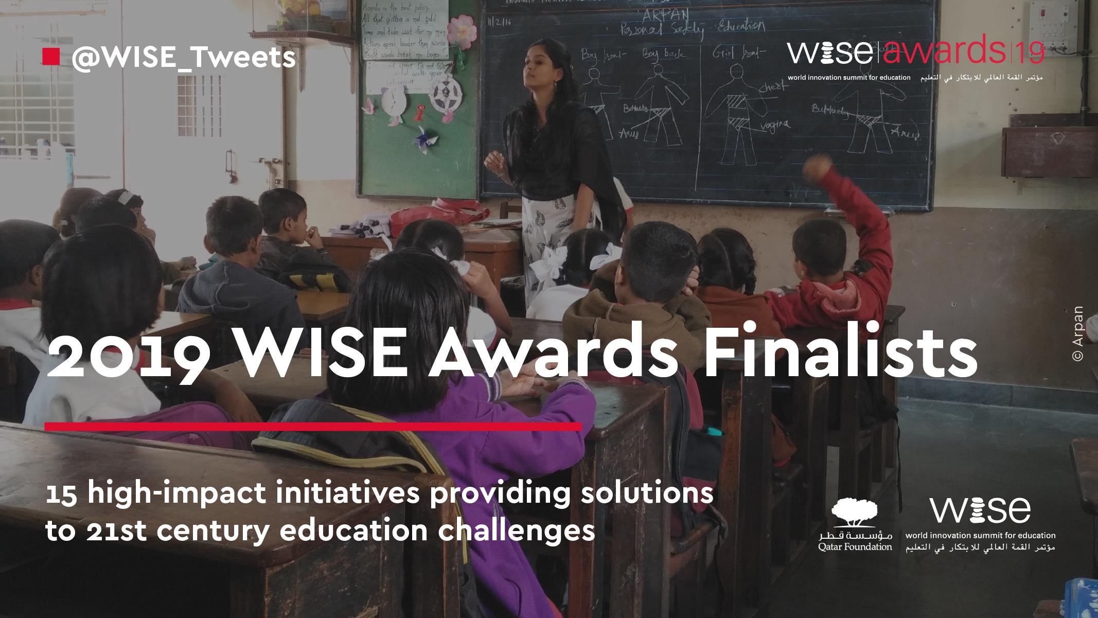 Wise Awards 2019