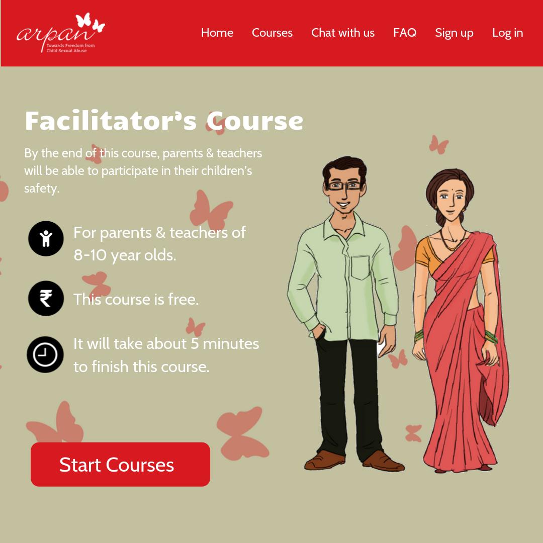 Facilitator's Course