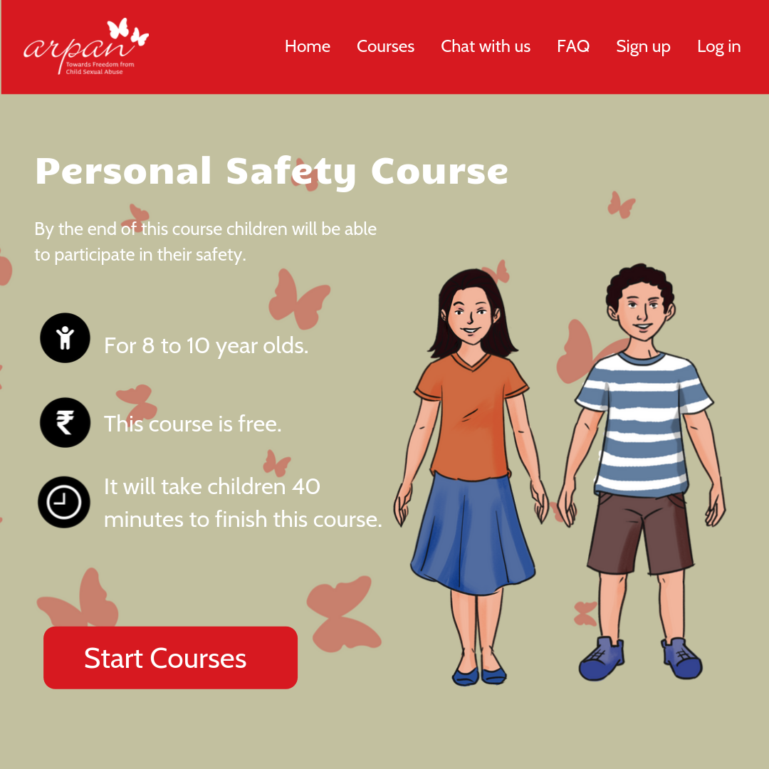Personal Safety Course