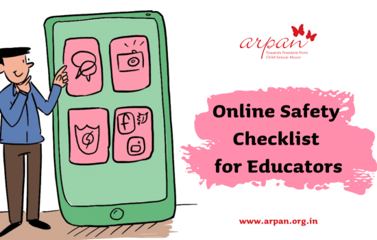 Online safety checklist for Educators