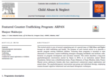 Featured Counter-Trafficking Program: ARPAN