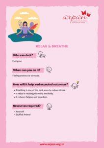 Relax & Breathe COVID-19