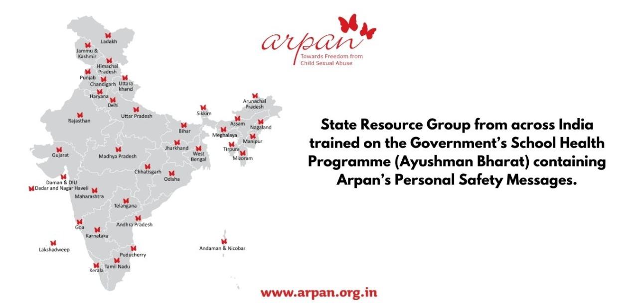Arpan Personal Safety Programme in Ayushman Bharat